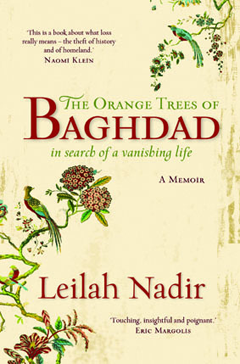 The Orange Trees of Baghdad is available in Australia and New Zealand and the British Commonwealth